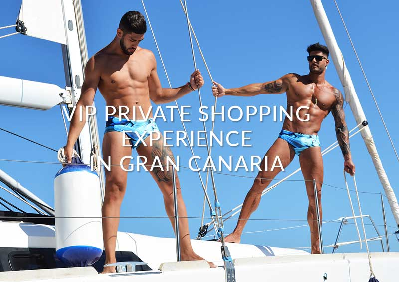 vip private shopping experience in gran canaria